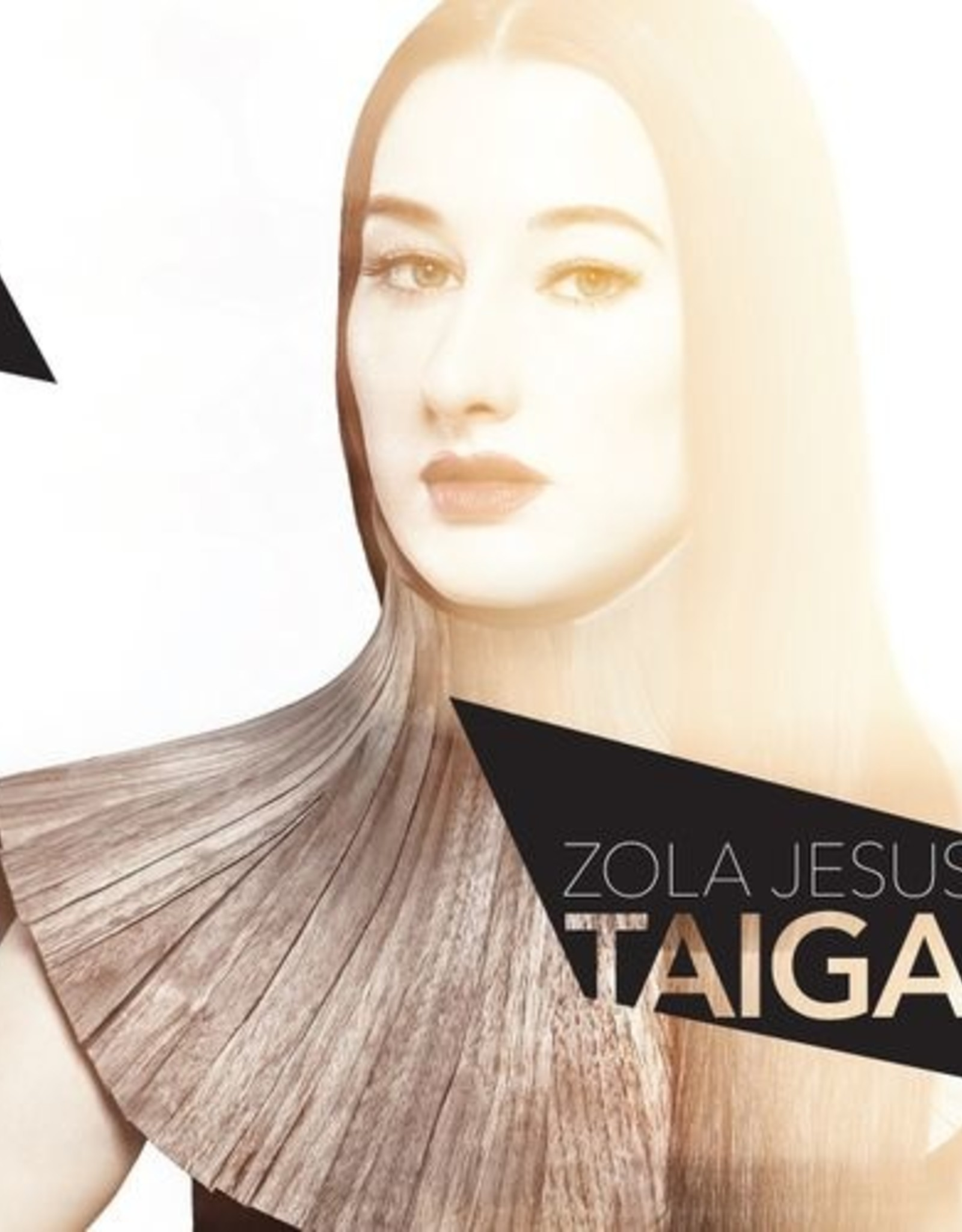 Zola Jesus - Taiga (Marbled Color Vinyl)