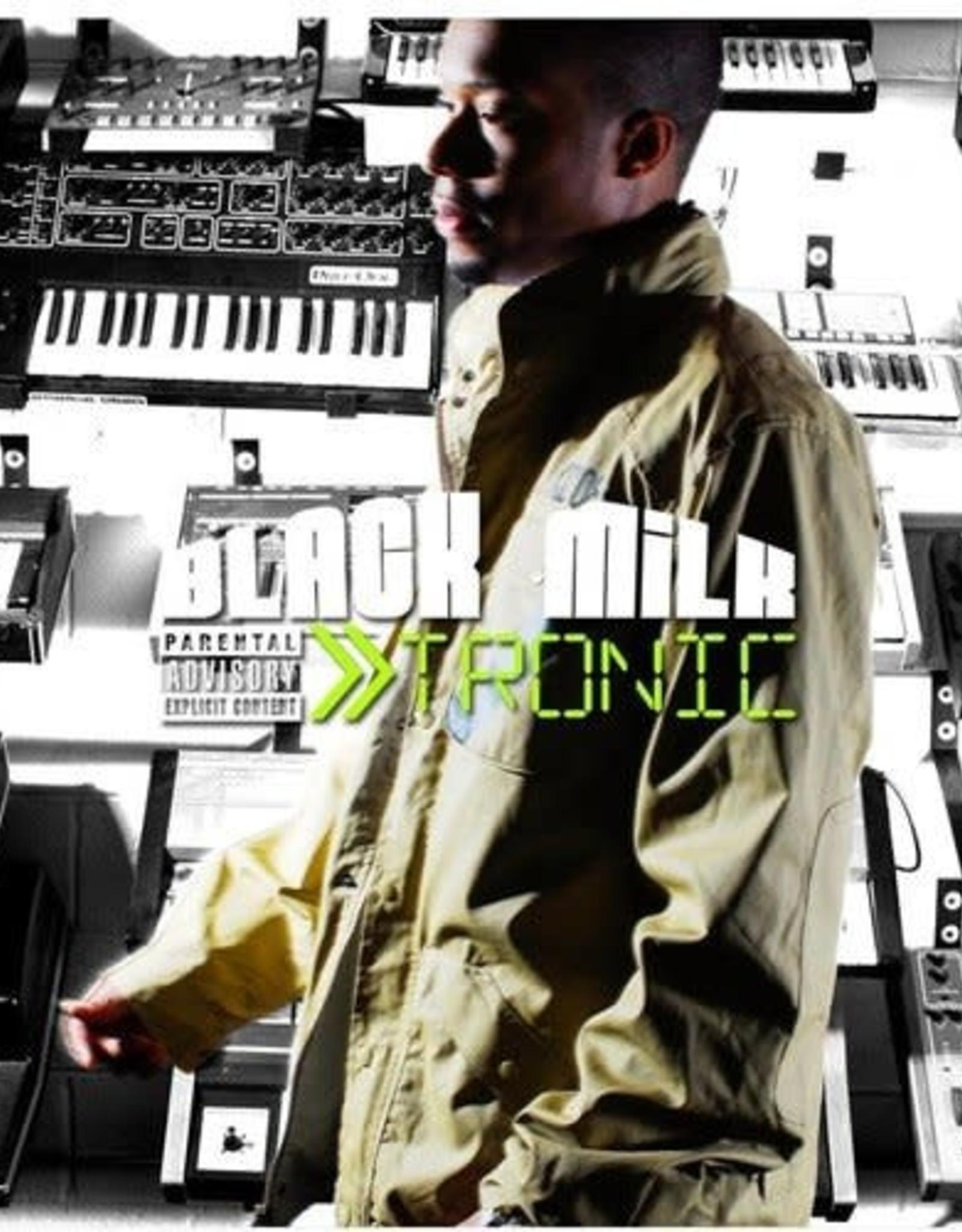 Black Milk - Tronic Silver Edition