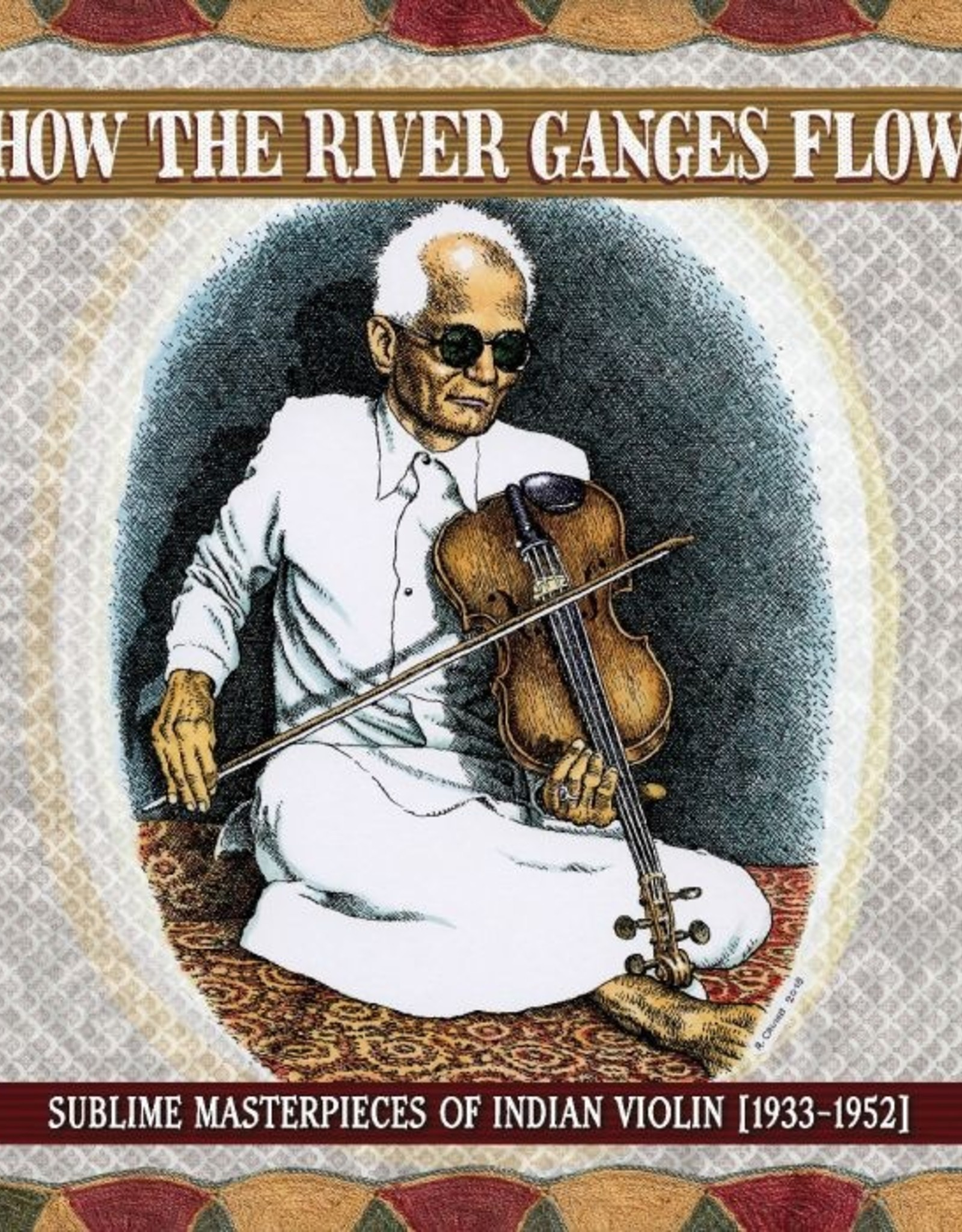 Various Artists - How The River Ganges Flows