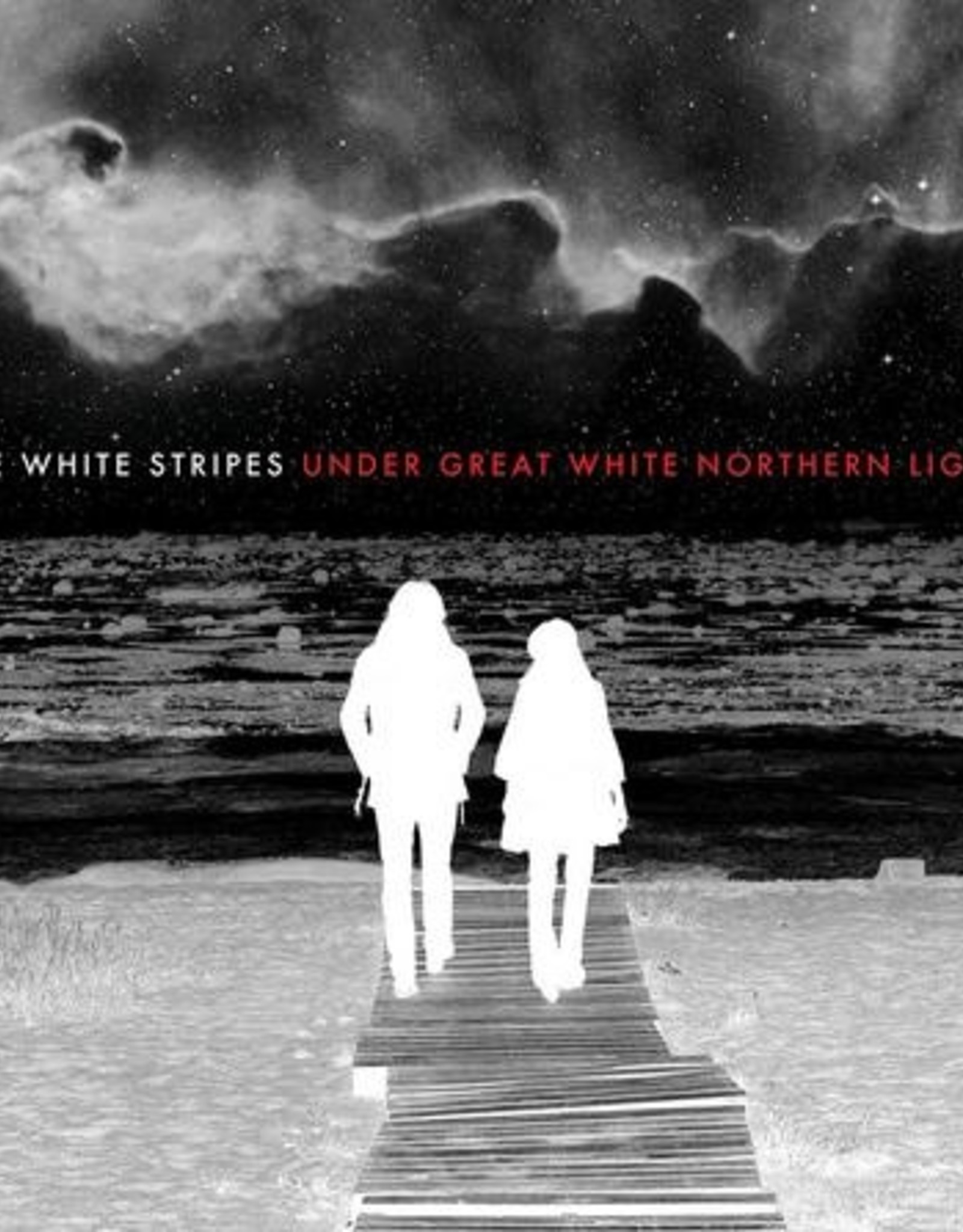 The White Stripes - Under Great White Northern Lights Double Lp