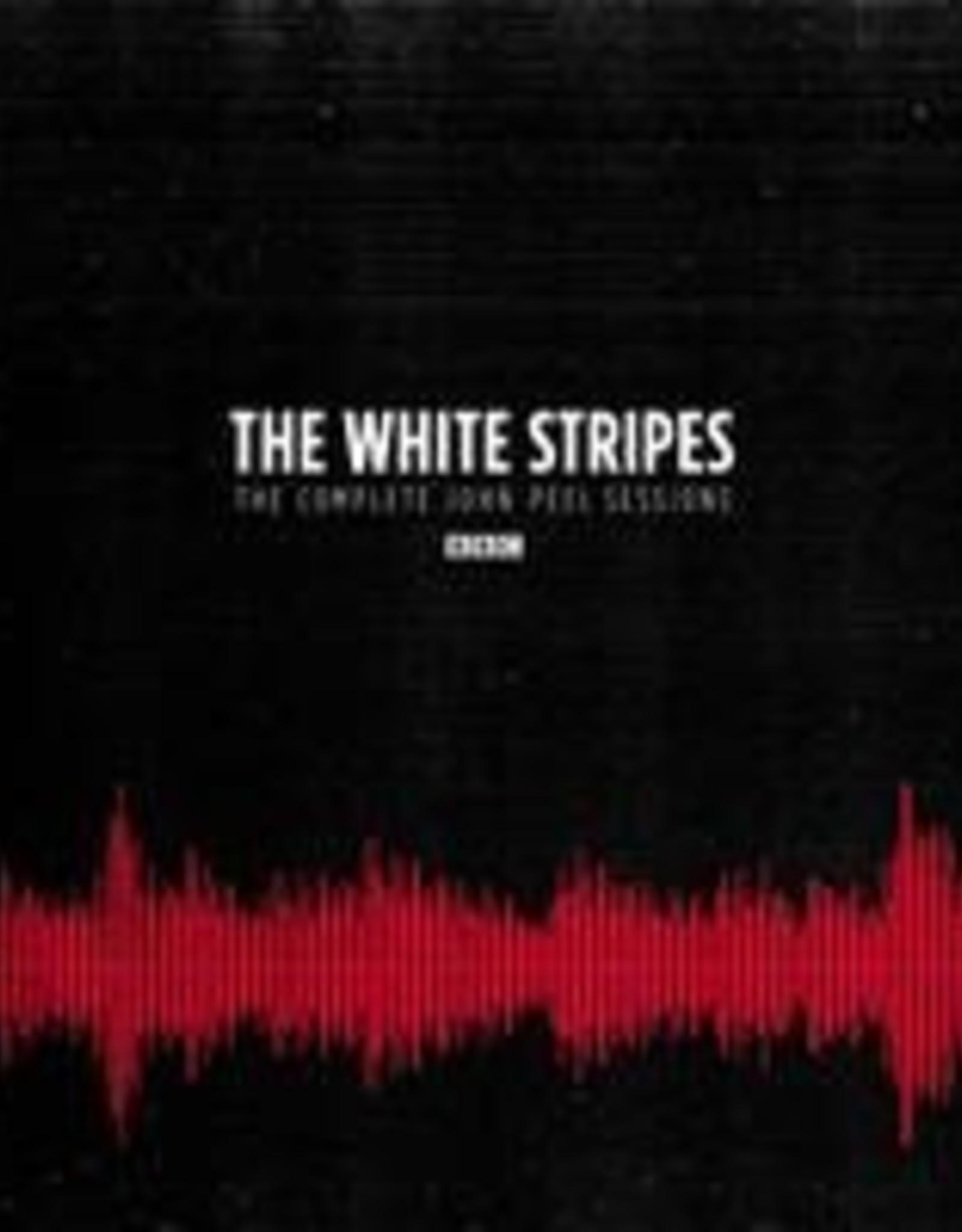 The White Stripes - The Complete John Peel Sessions (Black Vinyl Double Lp)