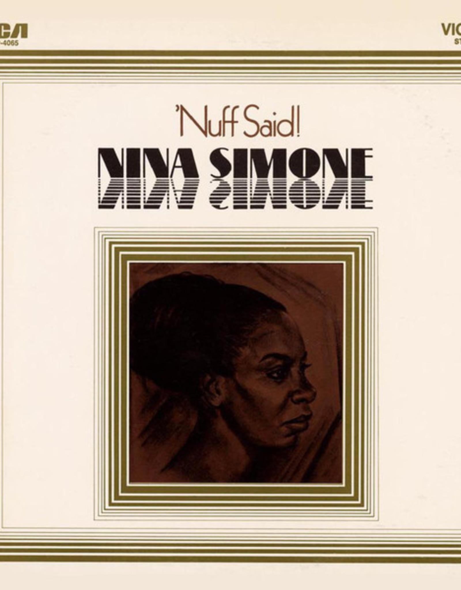 Nina Simone - Nuff Said!