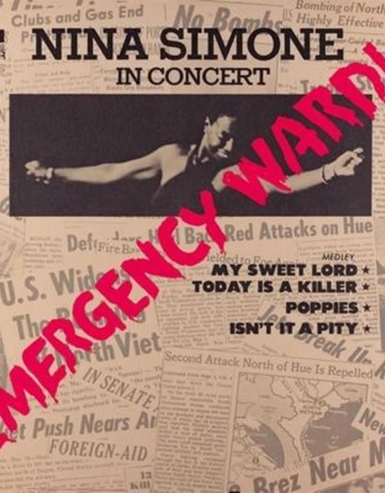 Nina Simone - Emergency Ward (Red Vinyl)