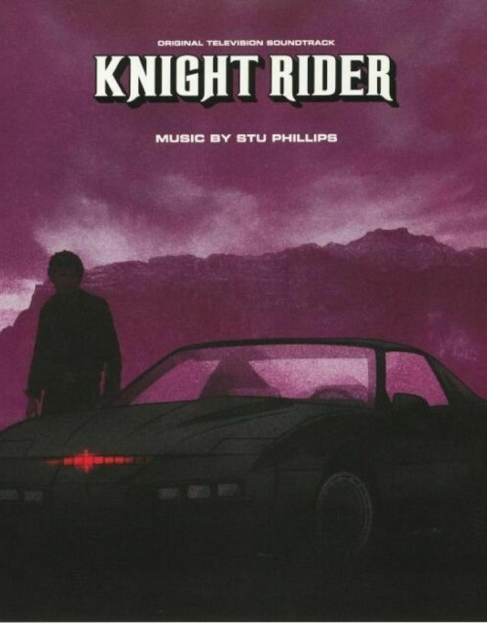 Stu Phillips - Knight Rider Ost (2Lp/Gatefold) (RSD 2019)
