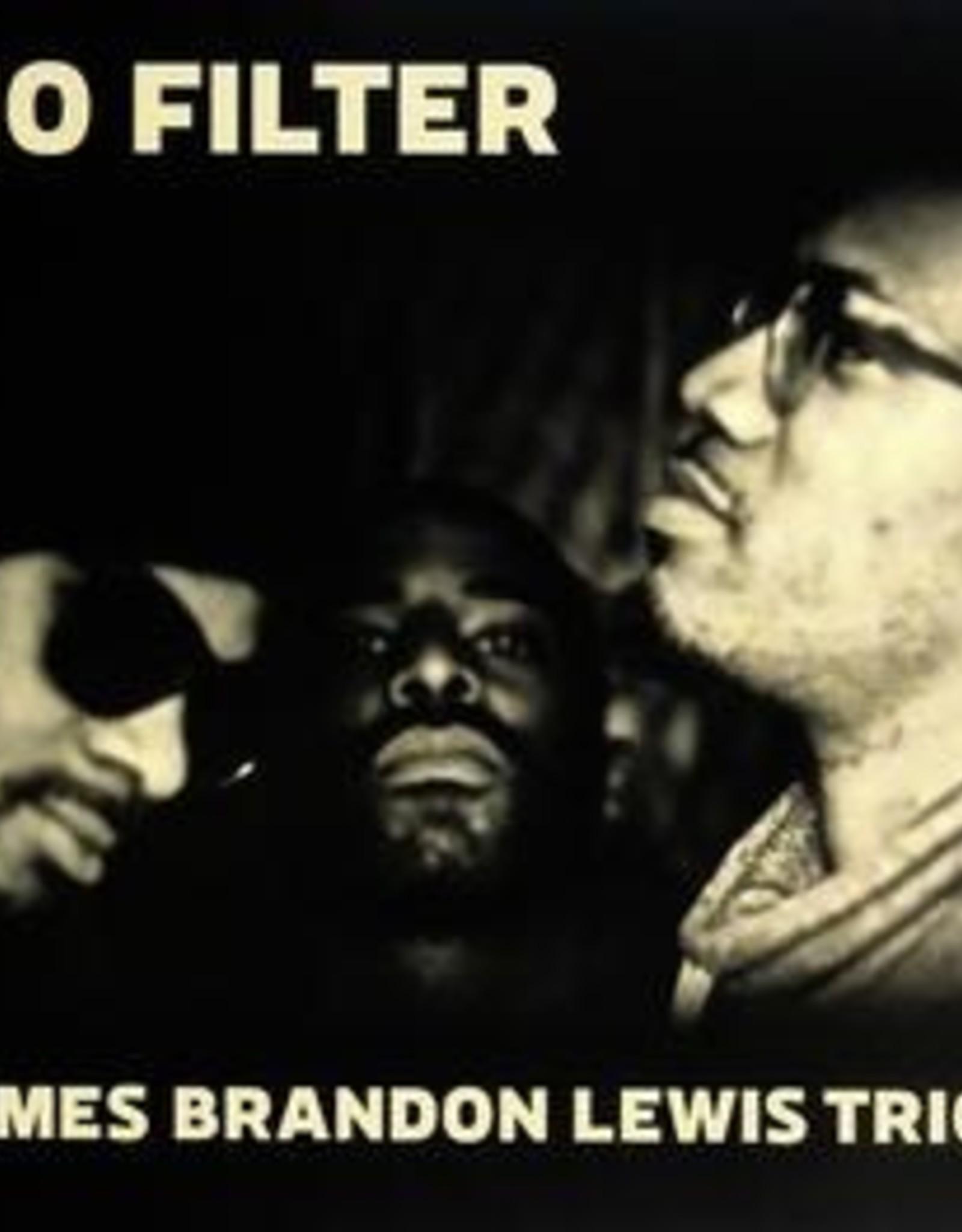 James Brandon Lewis Trio - No Filter