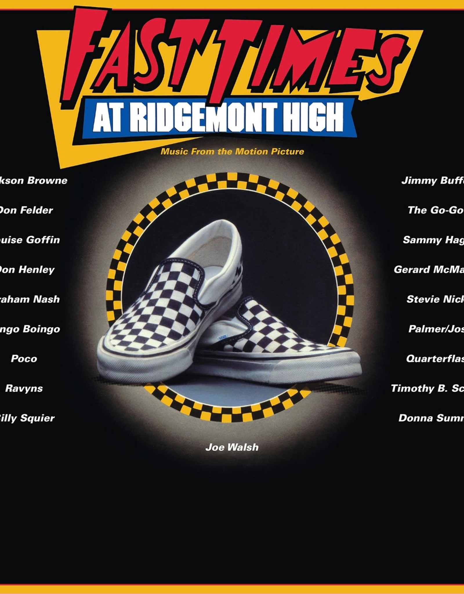 Fast Times At Ridgemont High - Fast Times At Ridgemont High (Music From The Motion Picture)(2Lp)(Syeor 2017 Exclusives)