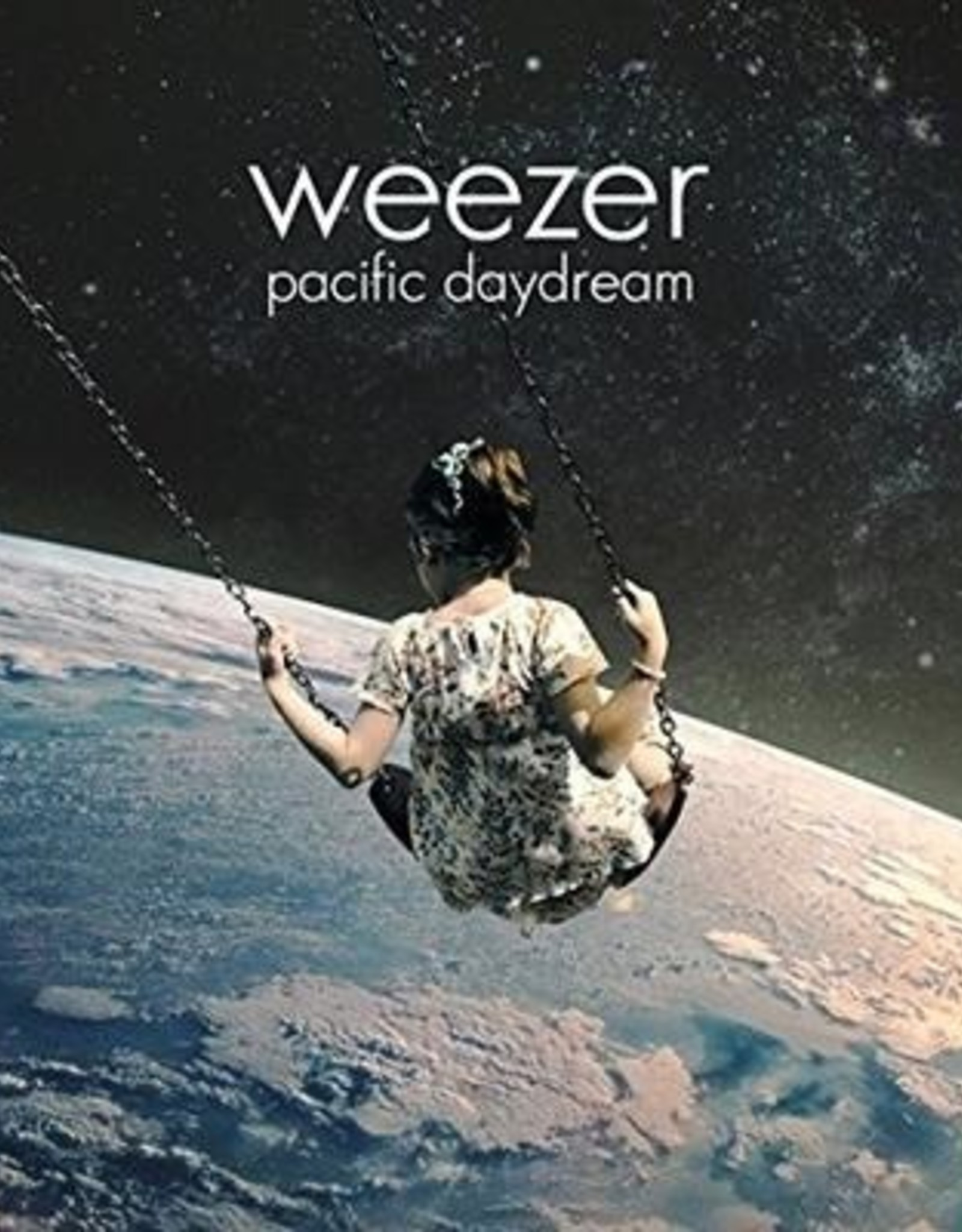 Weezer - Pacific Daydream (Vinyl W/Digital Download)
