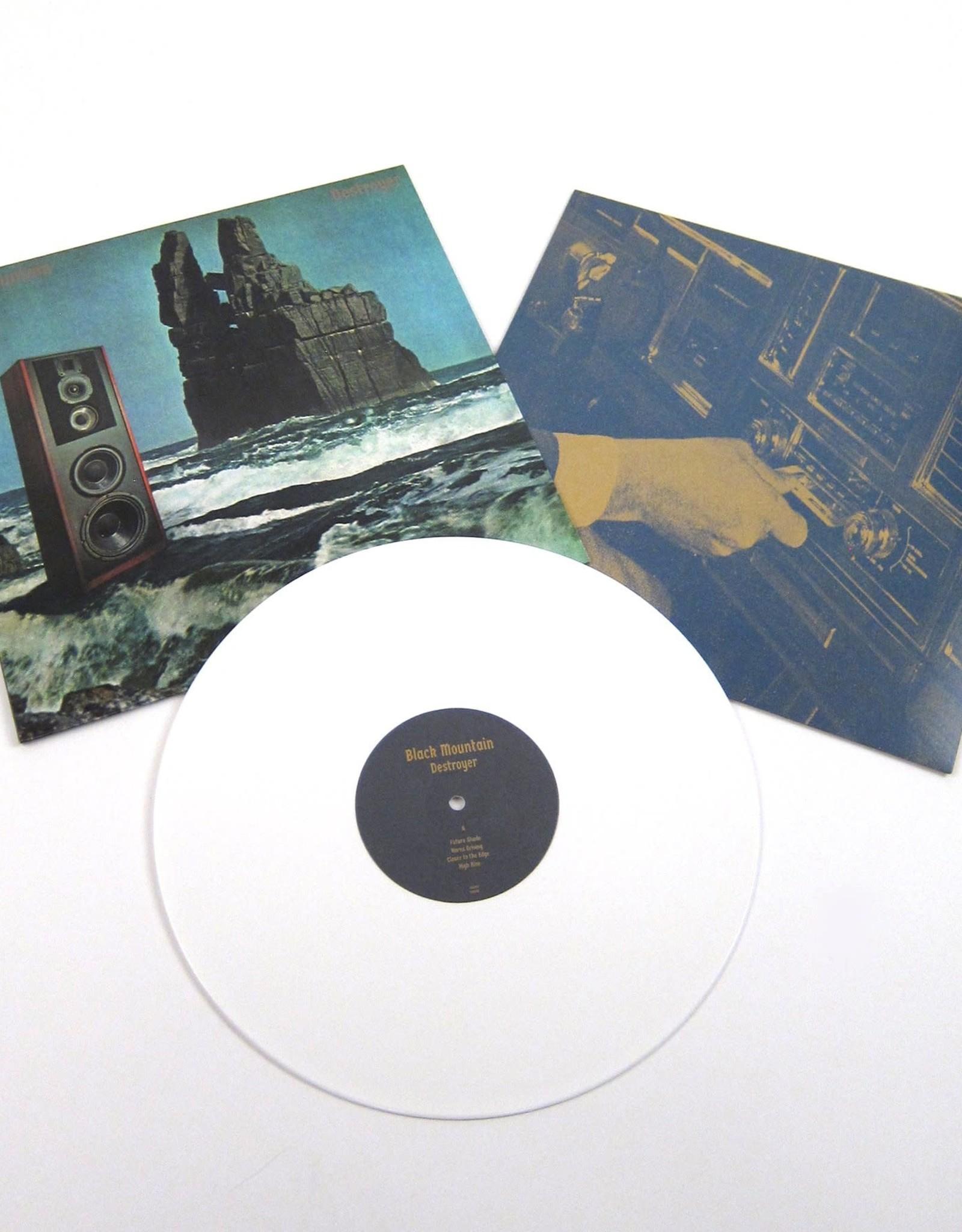 Black Mountain , Destroyer (Colored Vinyl)