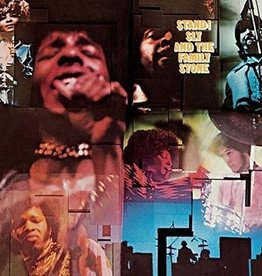 Sly & The Family Stone - Live At The Fillmore East (2 Lp'S 18