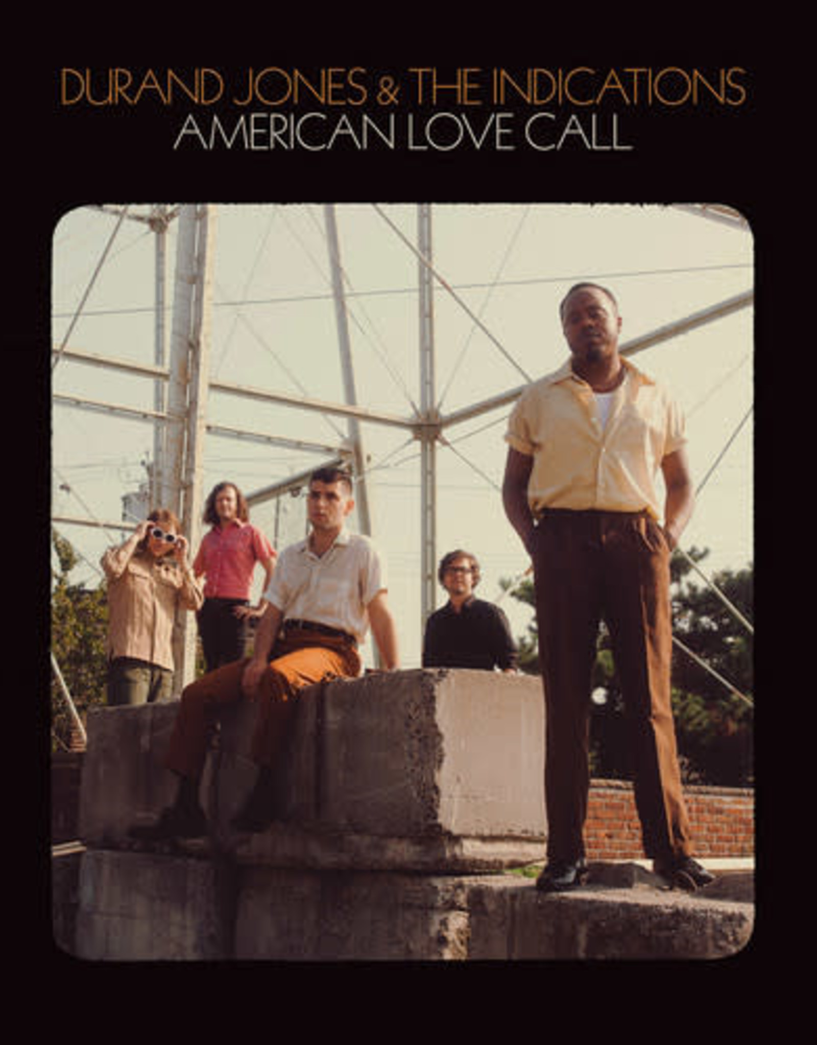 Durand Jones & The Indications - American Love Call (Black)