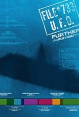 Various Artists - File #733 U.F.O. - Further Investigation (2Lp) (Rsd 2019)