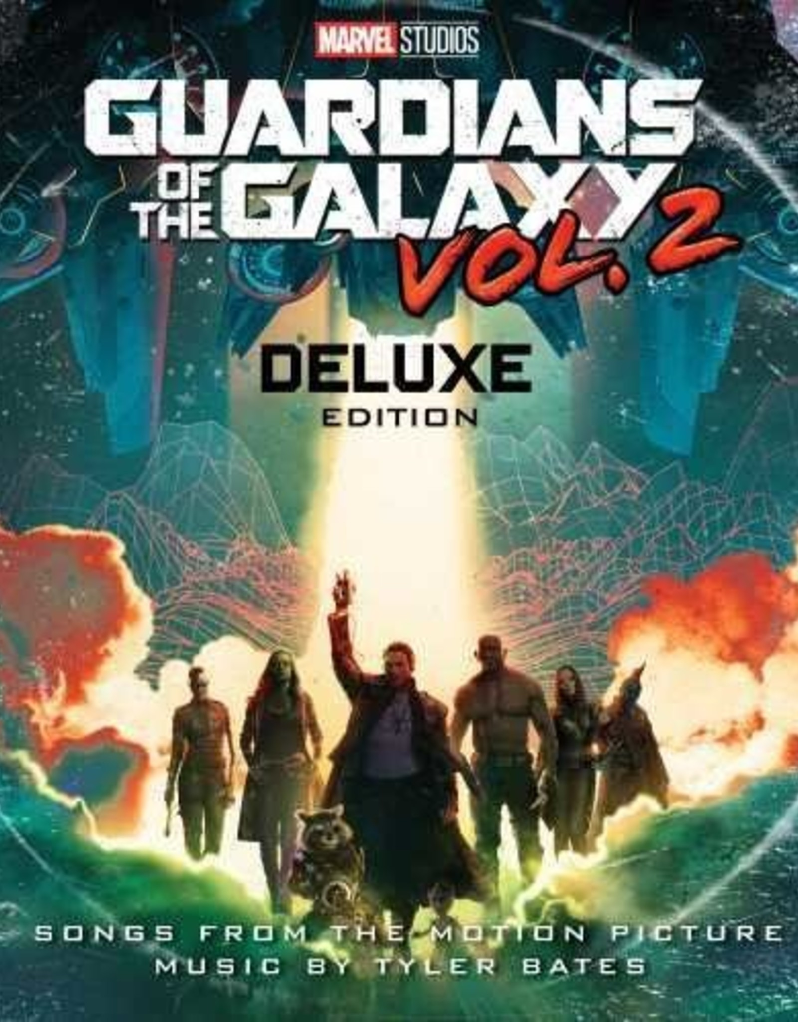 Guardians of the Galaxy, Vol. 2 (Songs From the Motion Picture) (Deluxe Edition)