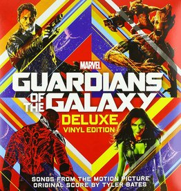 Guardians of the Galaxy (Songs From the Motion Picture) (Deluxe Edition)