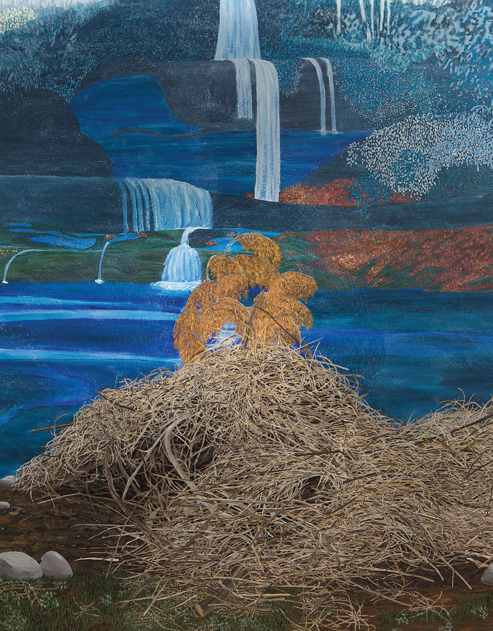 Mary Lattimore - At the Dam