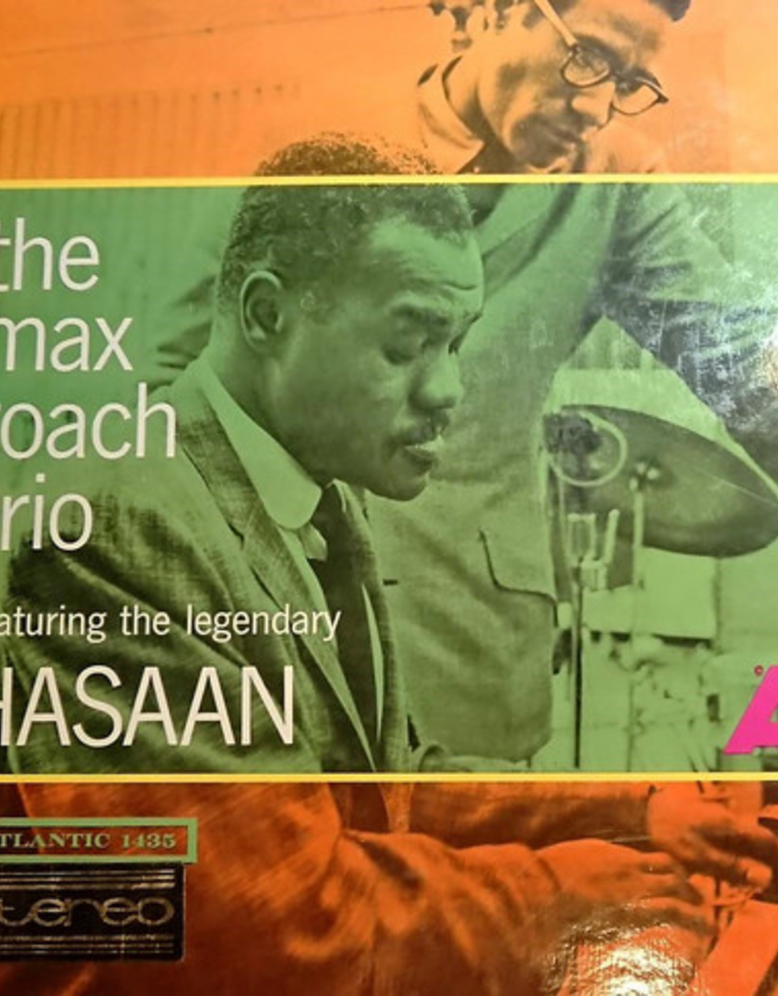 The Max Roach Trio Featuring The Legendary Hasaan (Analogue Master)