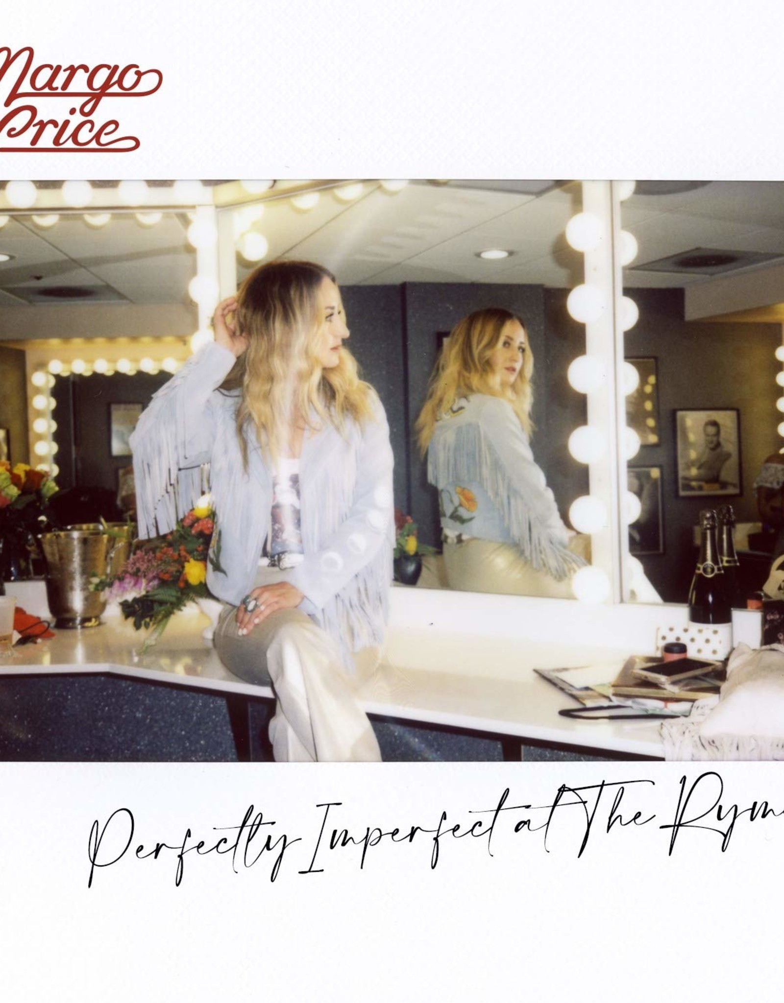 Margo Price - Perfectly Imperfect At The Ryman (Limited Edition, Clear Vinyl, Red, Indie Exclusive)