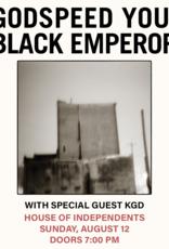 Godspeed You! Black Emperor - Luciferian Towers