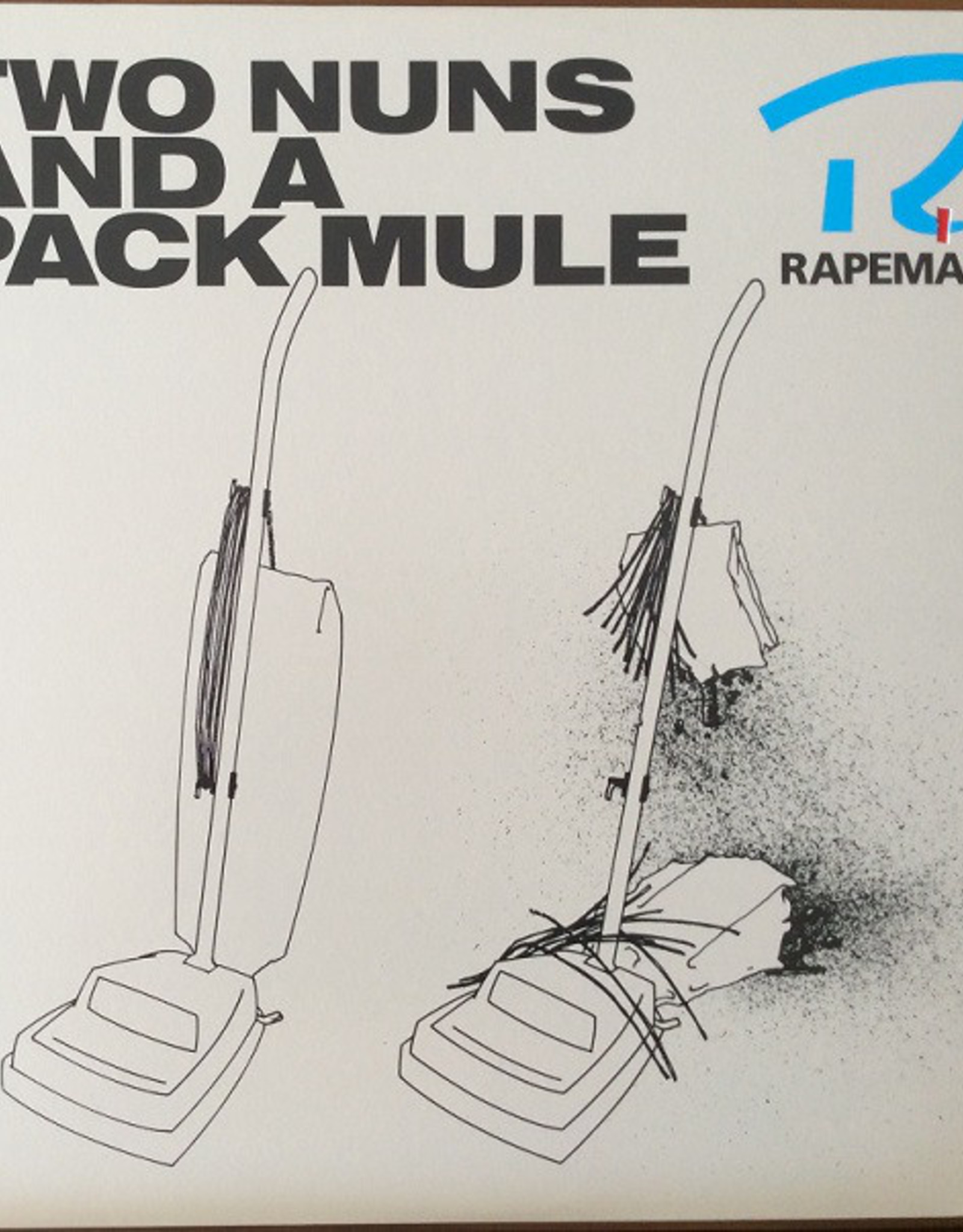 Rapeman - Two Nuns and a Pack Mule
