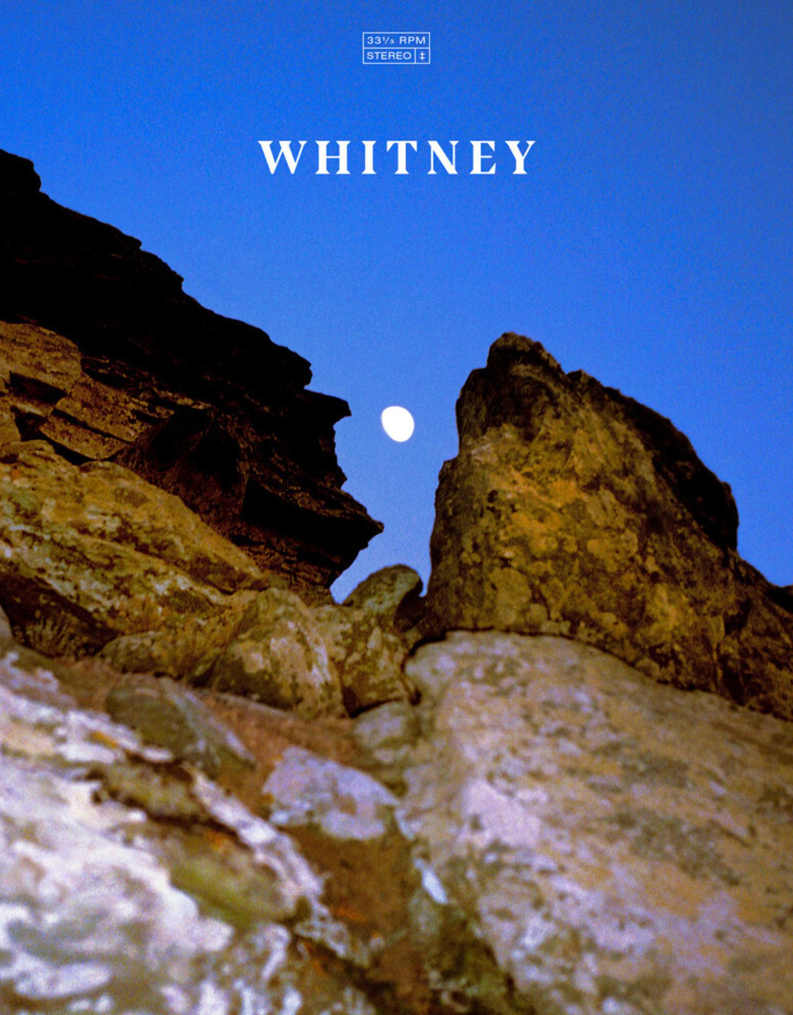 Whitney - Candid-  (Clear Blue Vinyl LP)