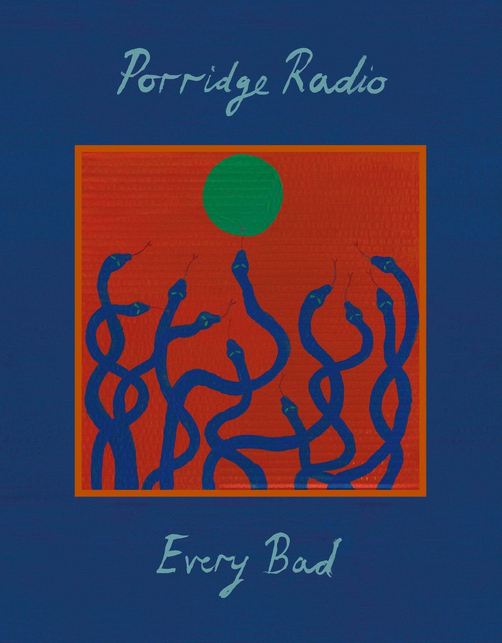 Porridge Radio - Every Bad (Deluxe Edition)(Purple & Blue Nebula 2x Vinyl LP)