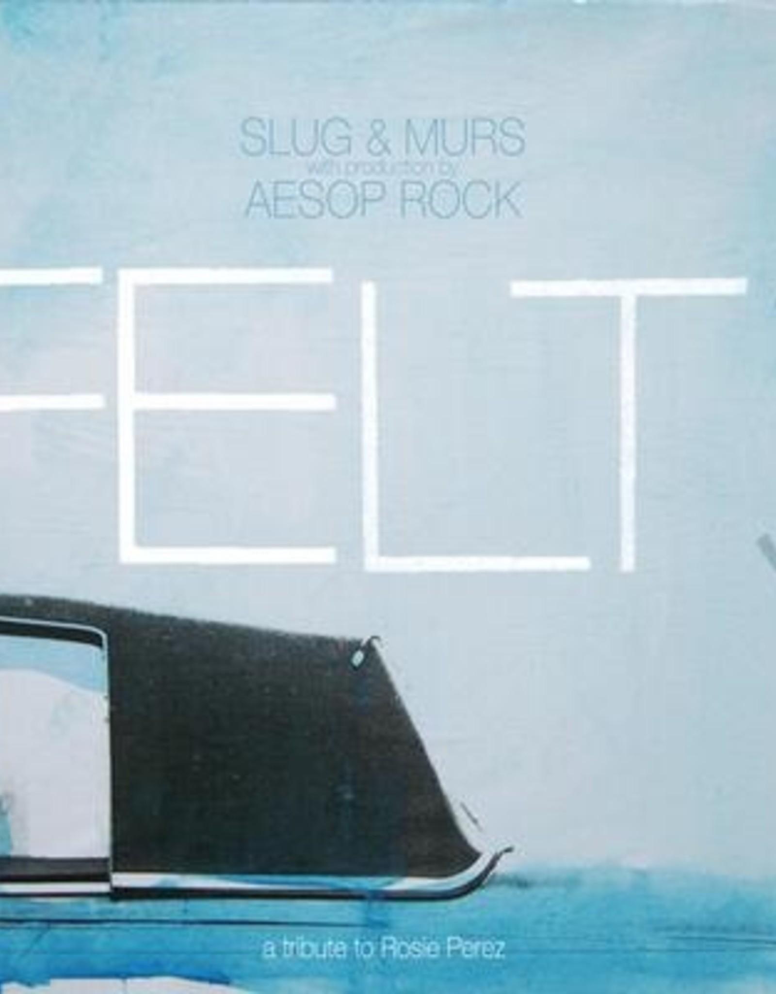 Felt - Felt 3: A Tribute To Rosie Perez (10 Year Anniversary Edition) (Blue & White Galaxy Effect 2x Vinyl LP)