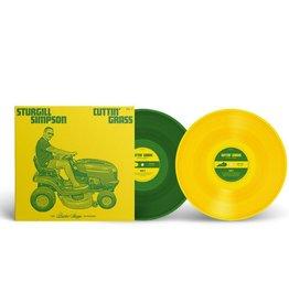 Sturgill Simpson - Cuttin Grass (Green & Yellow Vinyl)