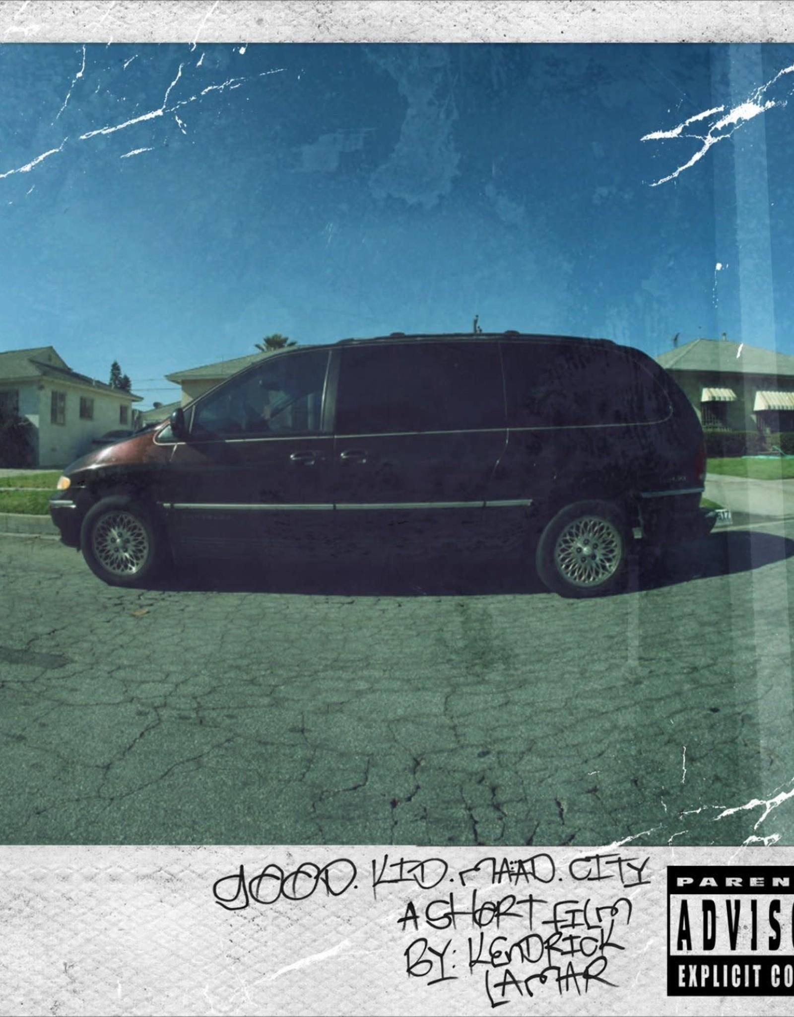 Kendrick Lamar - Good Kid, M.A.A.D City (2 Lp'S)