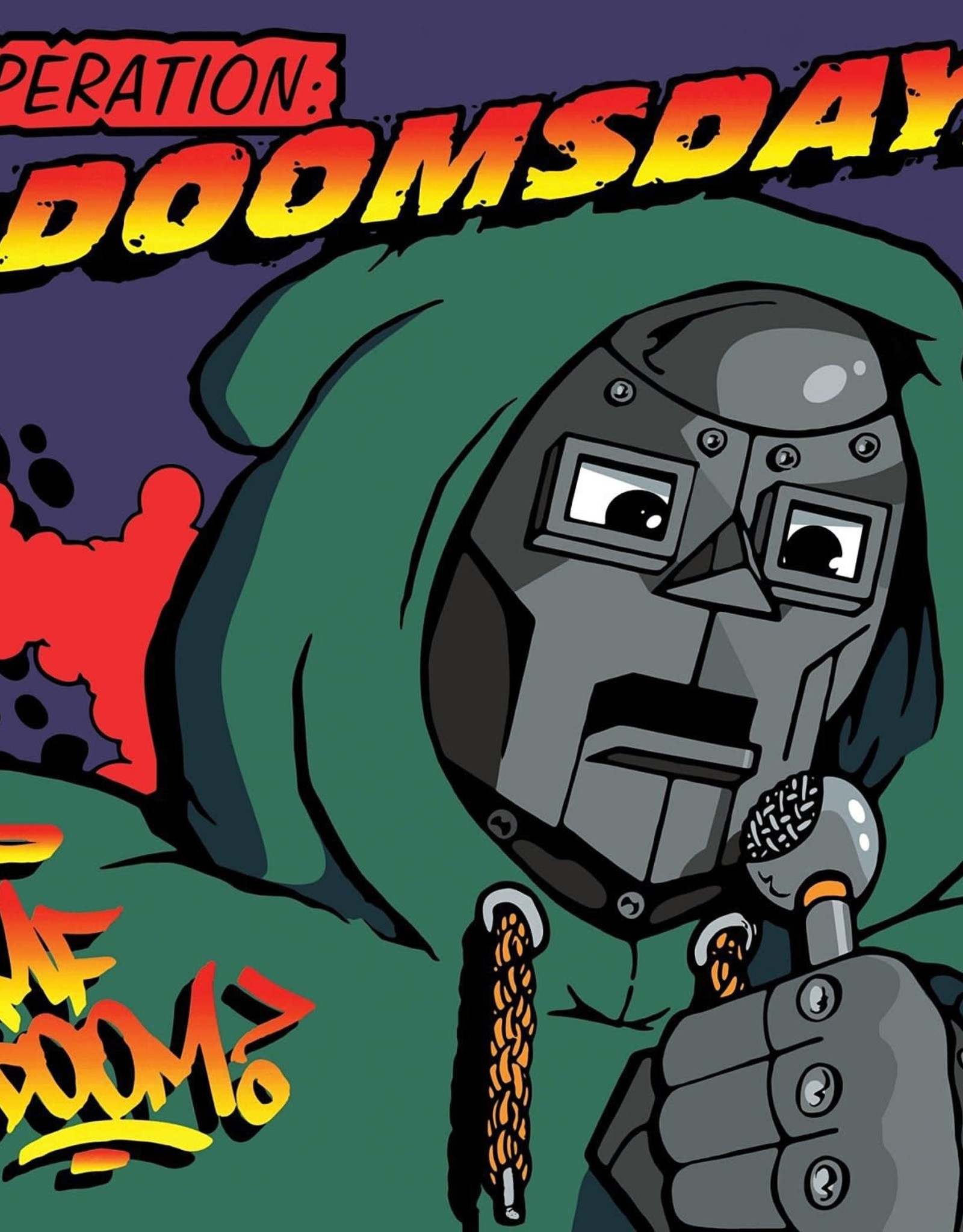 Mf Doom - Operation: Doomsday (Variant 94)