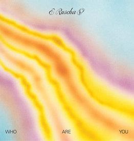 E Ruscha V - Who Are You (Vinyl)