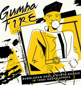 Various Artists - Gumba Fire: Bubblegum Soul/Funk/R&B & Synth Boogie In 1980S South Africa
