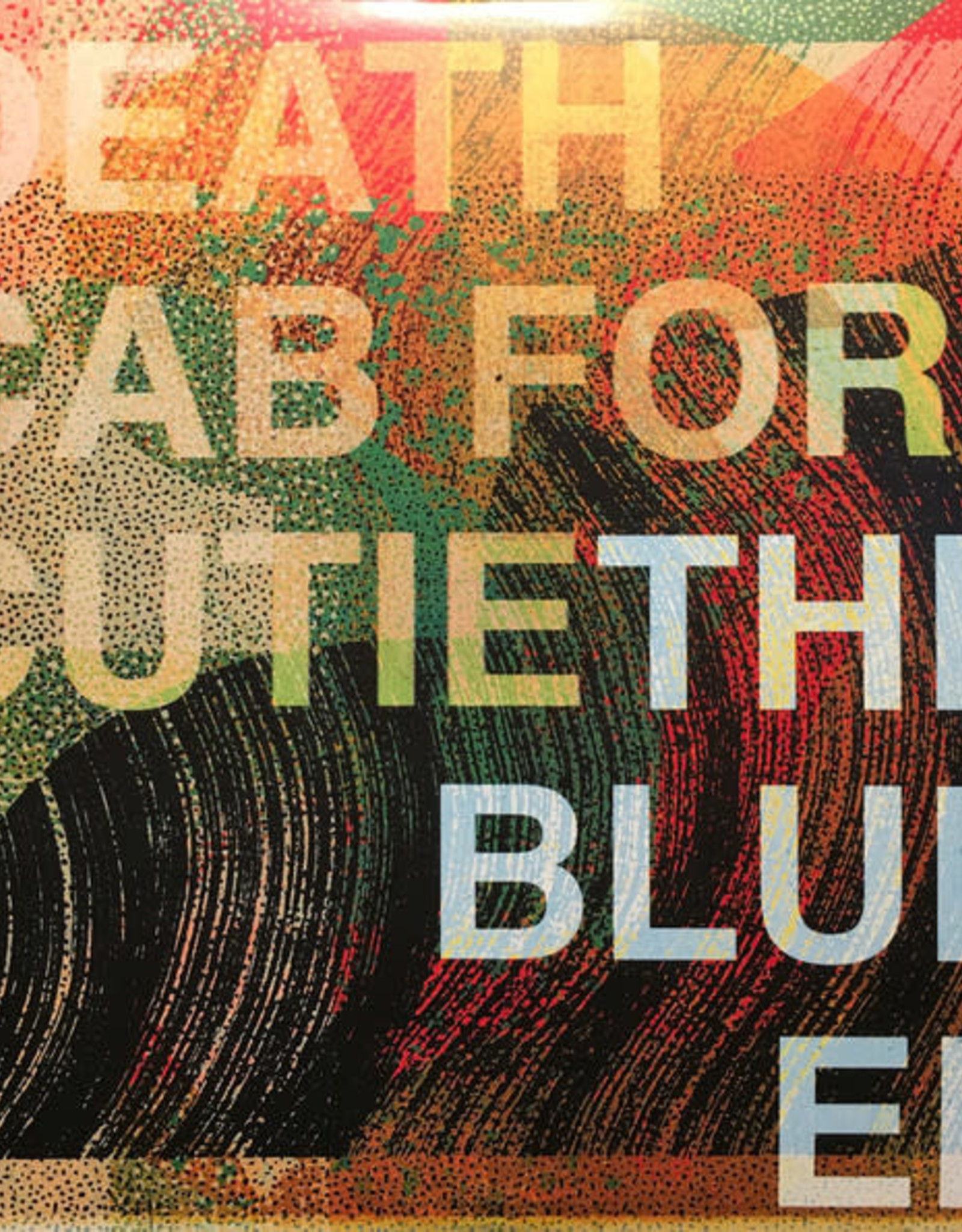 Death Cab For Cutie - The Blue Ep (Limited Edition Blue Vinyl)