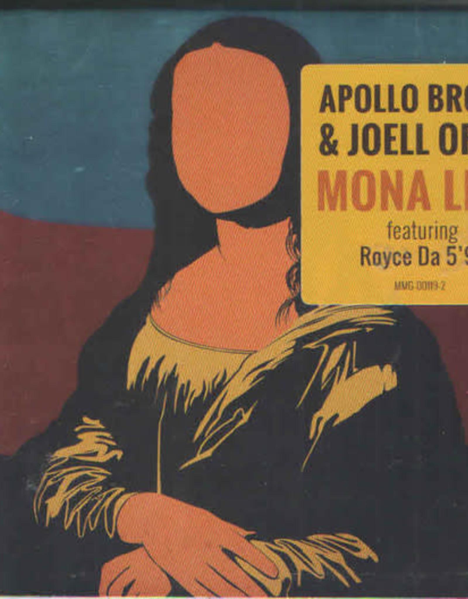 Apollo Brown & Joell Ortiz  - Mona Lisa
