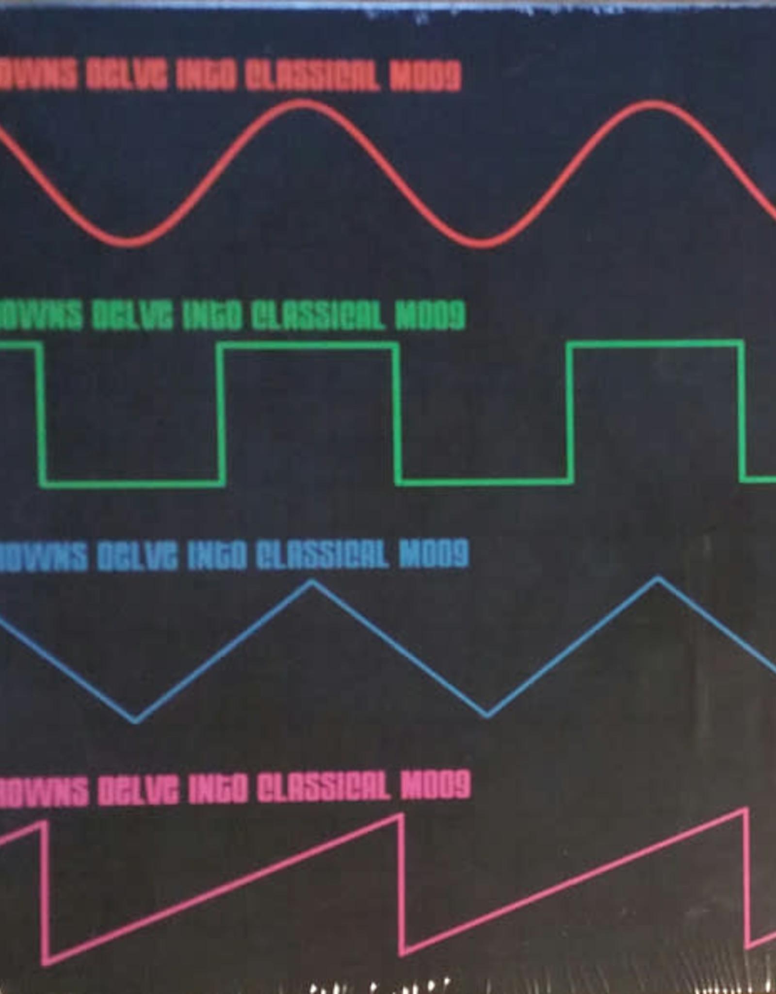 Kev Brown - Delve Into Classic Moog