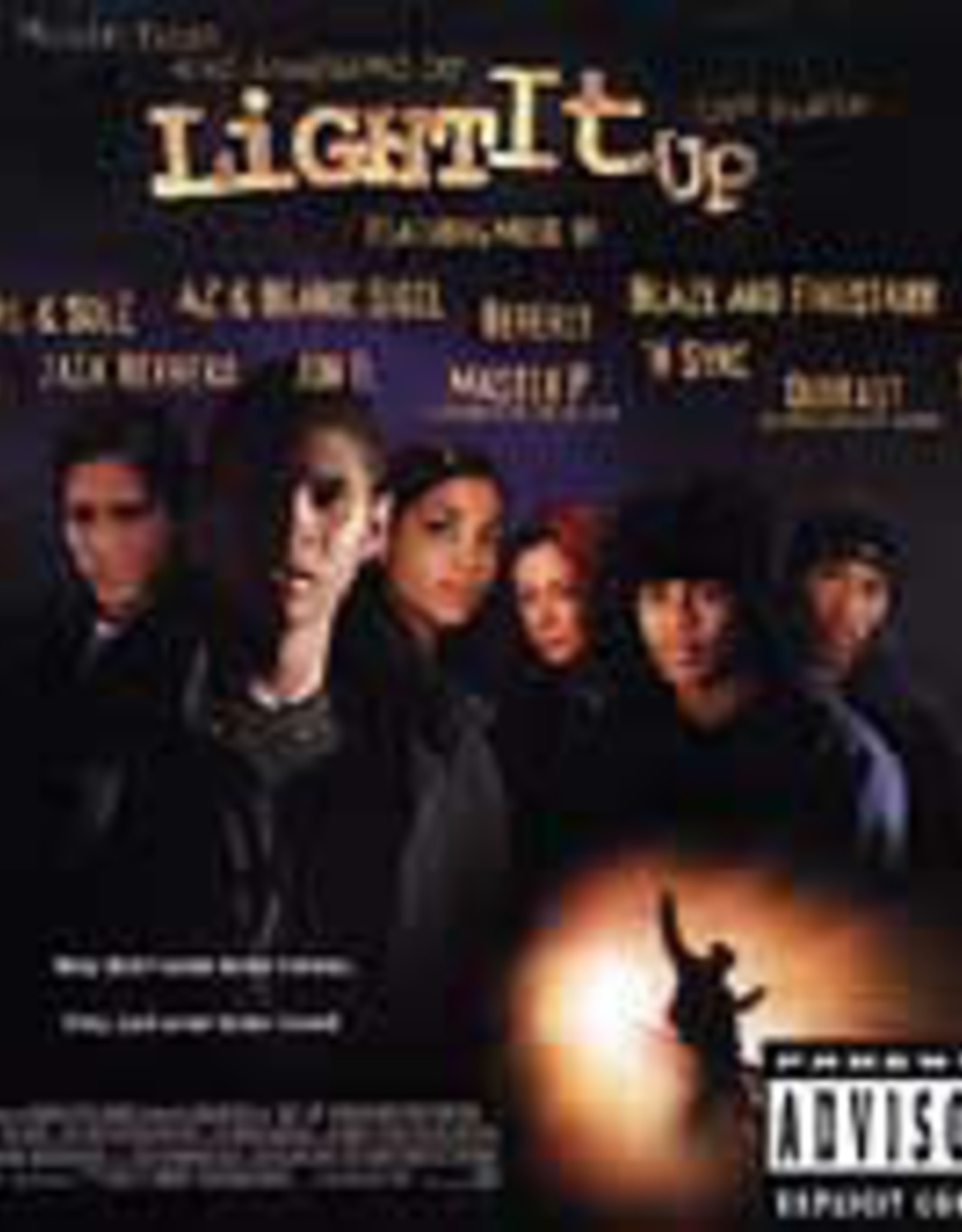 Light It Up - - Original Soundtrack Beanie Siegel / Amil / Az / 112