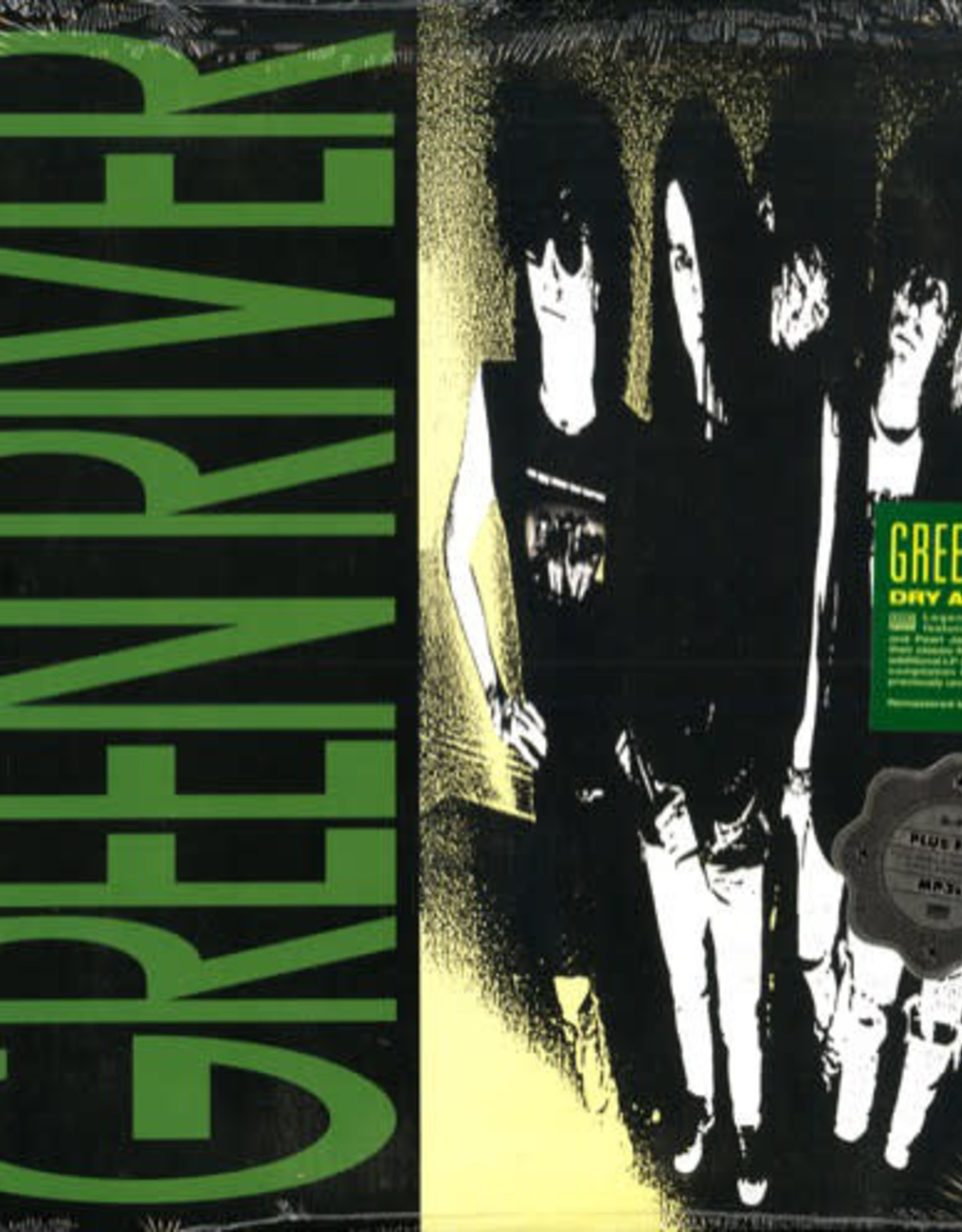 Green River - Dry As A Bone (Deluxe)