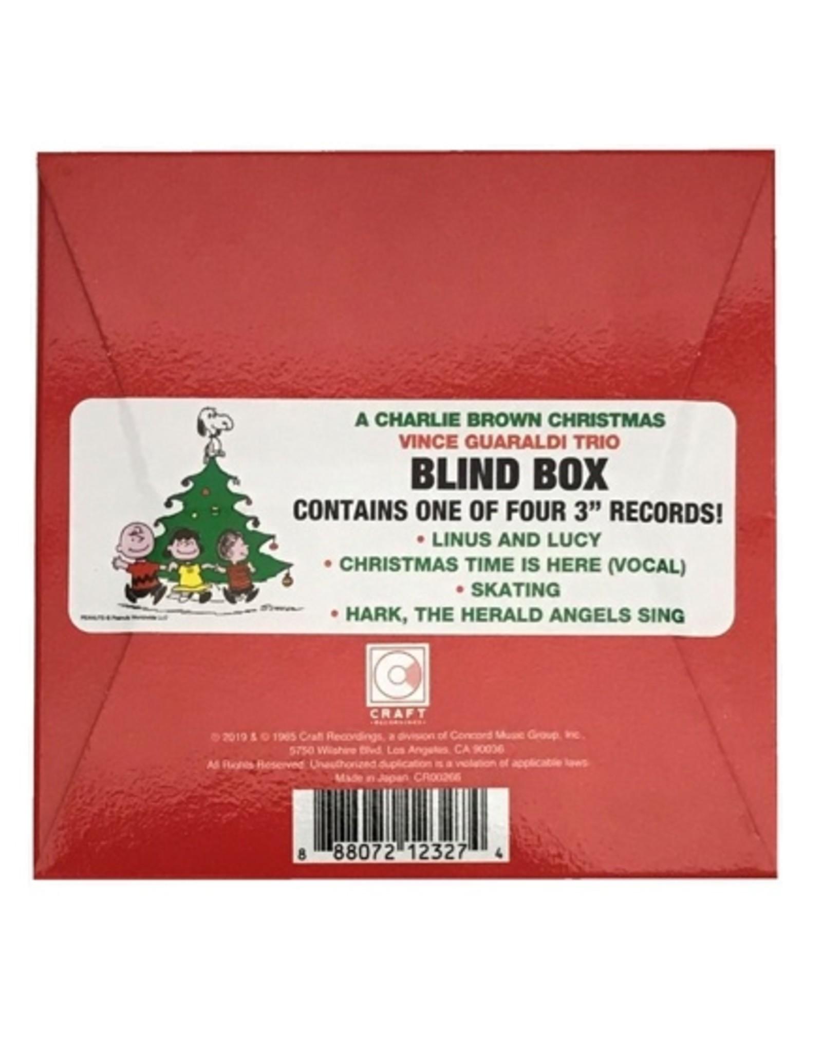 Vince Guaraldi - Charlie Brown Christmas Rsd3 Blindbox