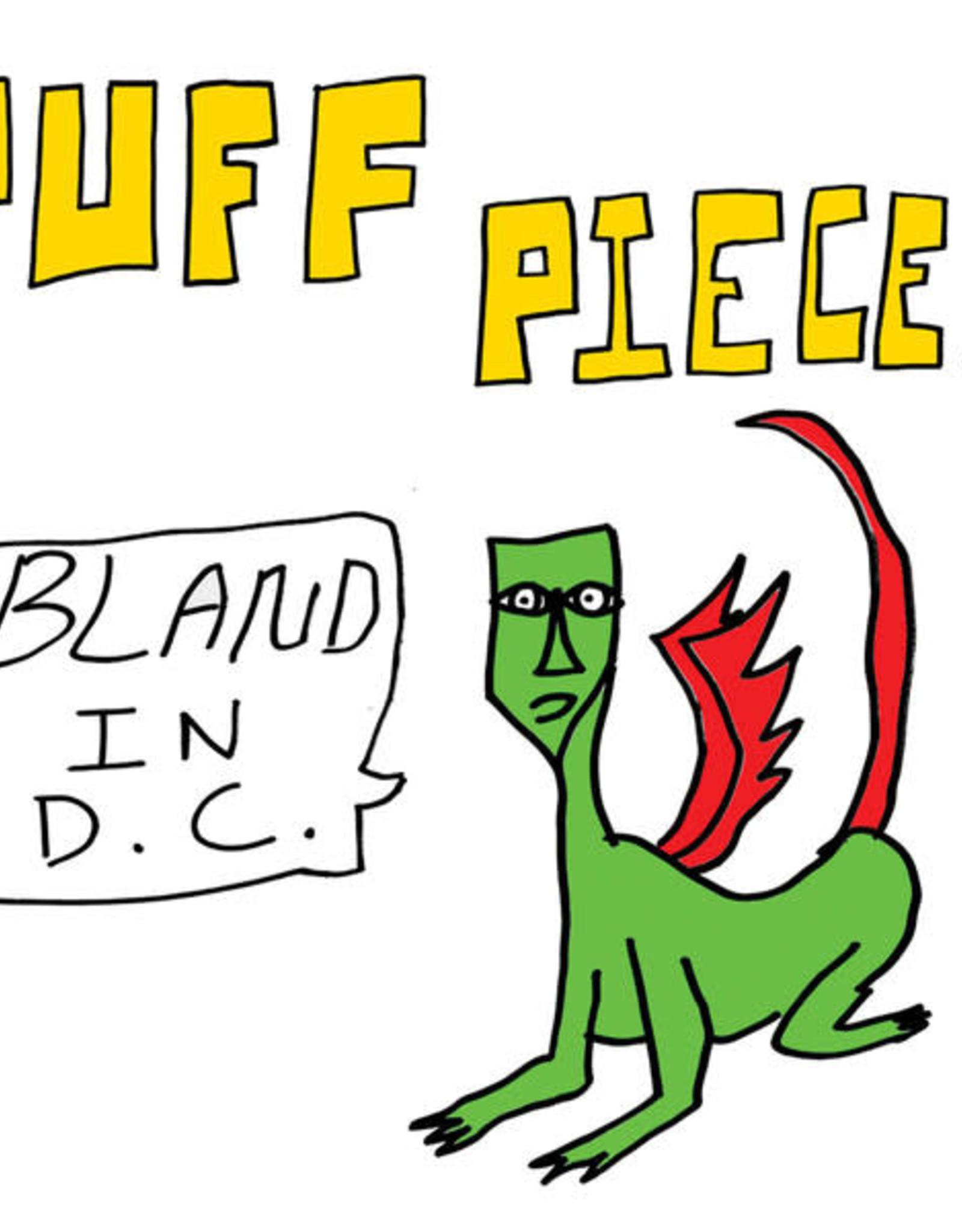 Puff Pieces -  Bland In D.C.
