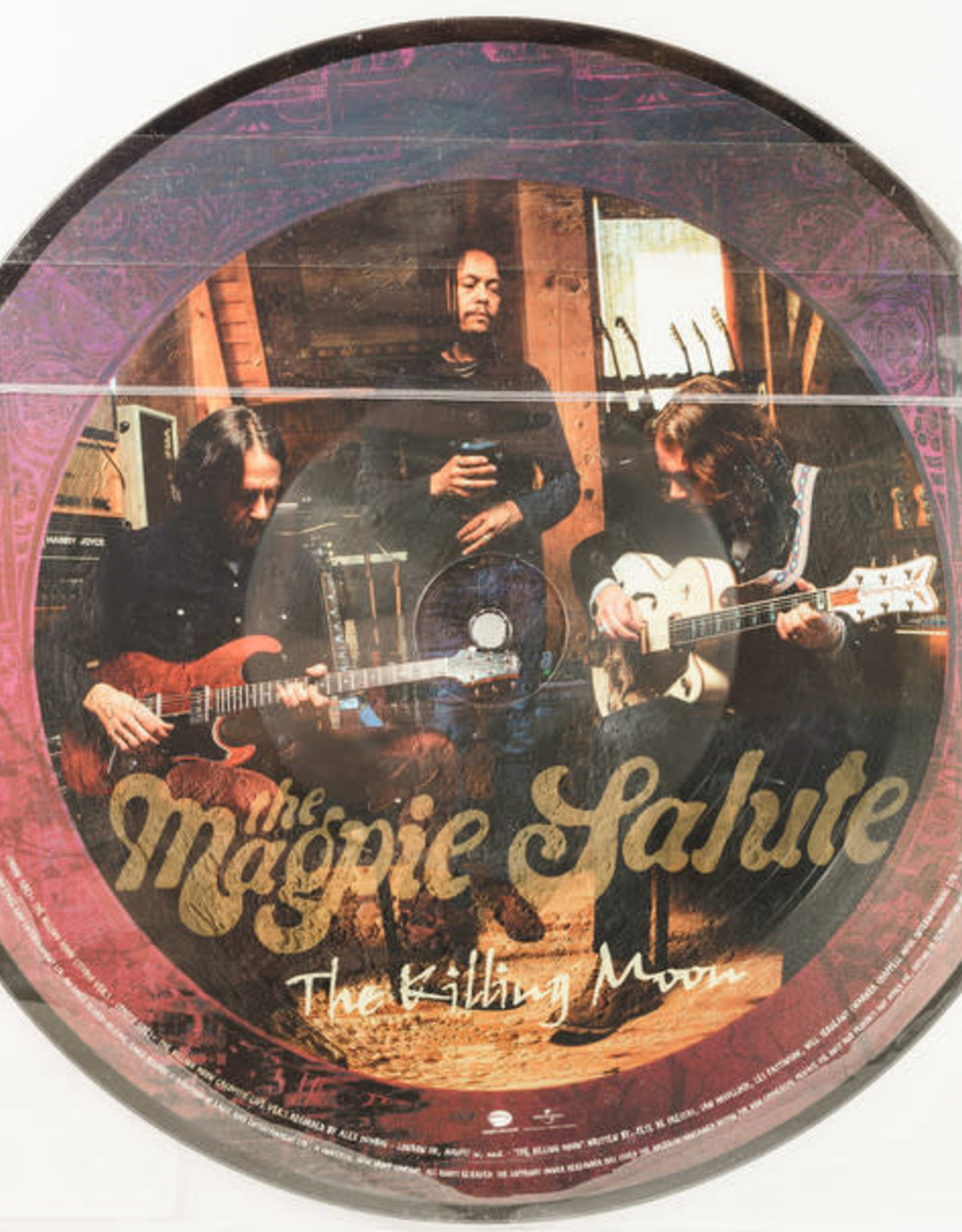 Magpie Salute - Killing Moon (Limited 10 Inch Picture Disc)