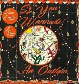 Steve Earle & The Dukes - So You Wannabe An Outlaw (2Lp)
