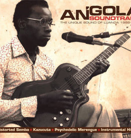Angola Soundtrack:The unique sound of Luanda 1965 - 1976