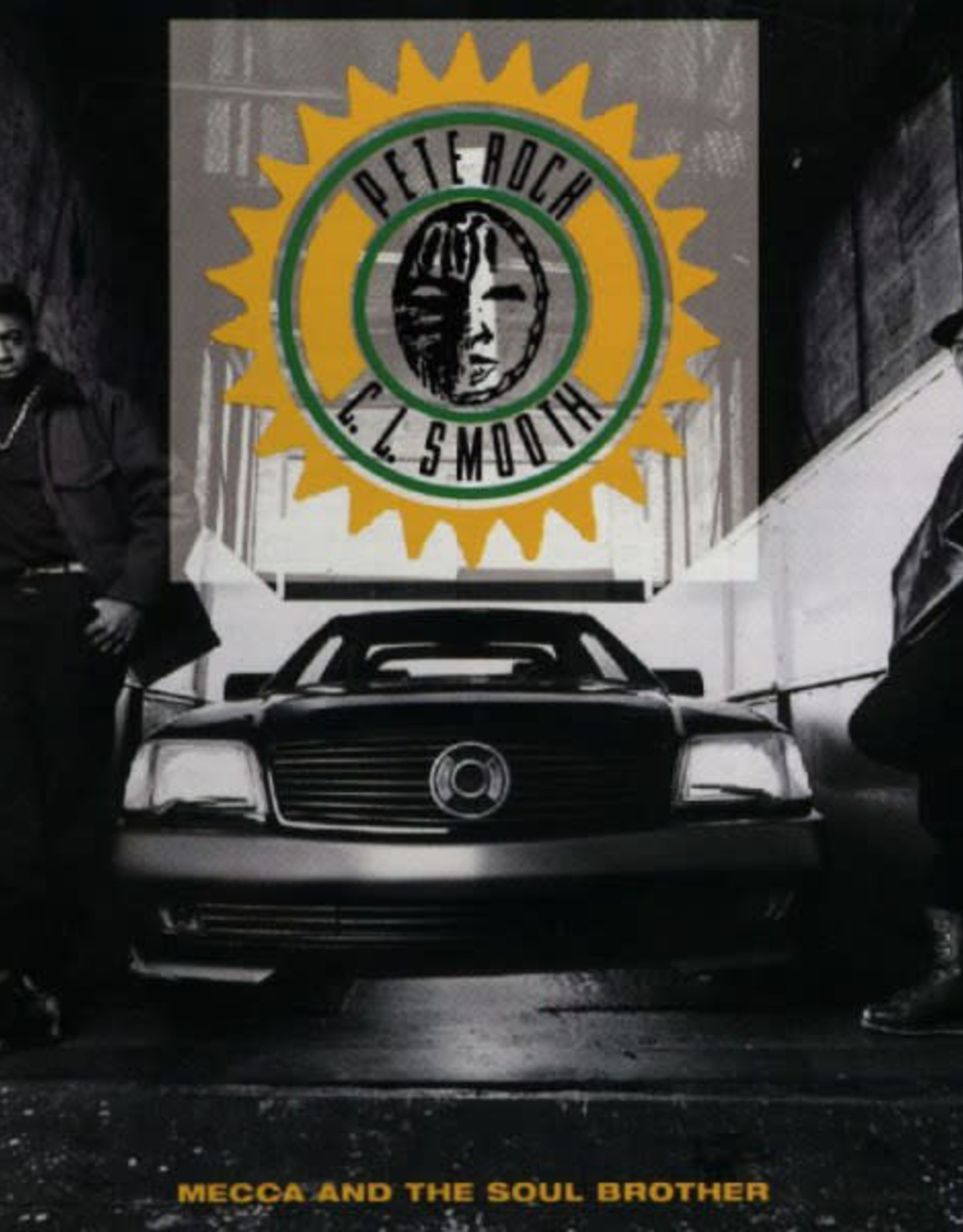 Pete Rock & C.L. Smooth - Meccaand The Soul Brother (2 Lp'