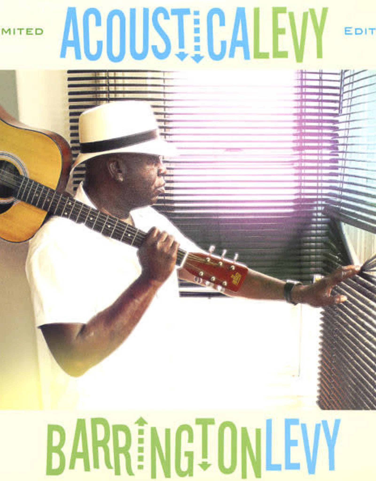 Barrington Levy - Acousticalevy