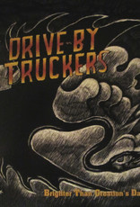 Drive-By Truckers - Brighter Than Creation'S Dark (Clear With Black Splatter, Limited Edition)