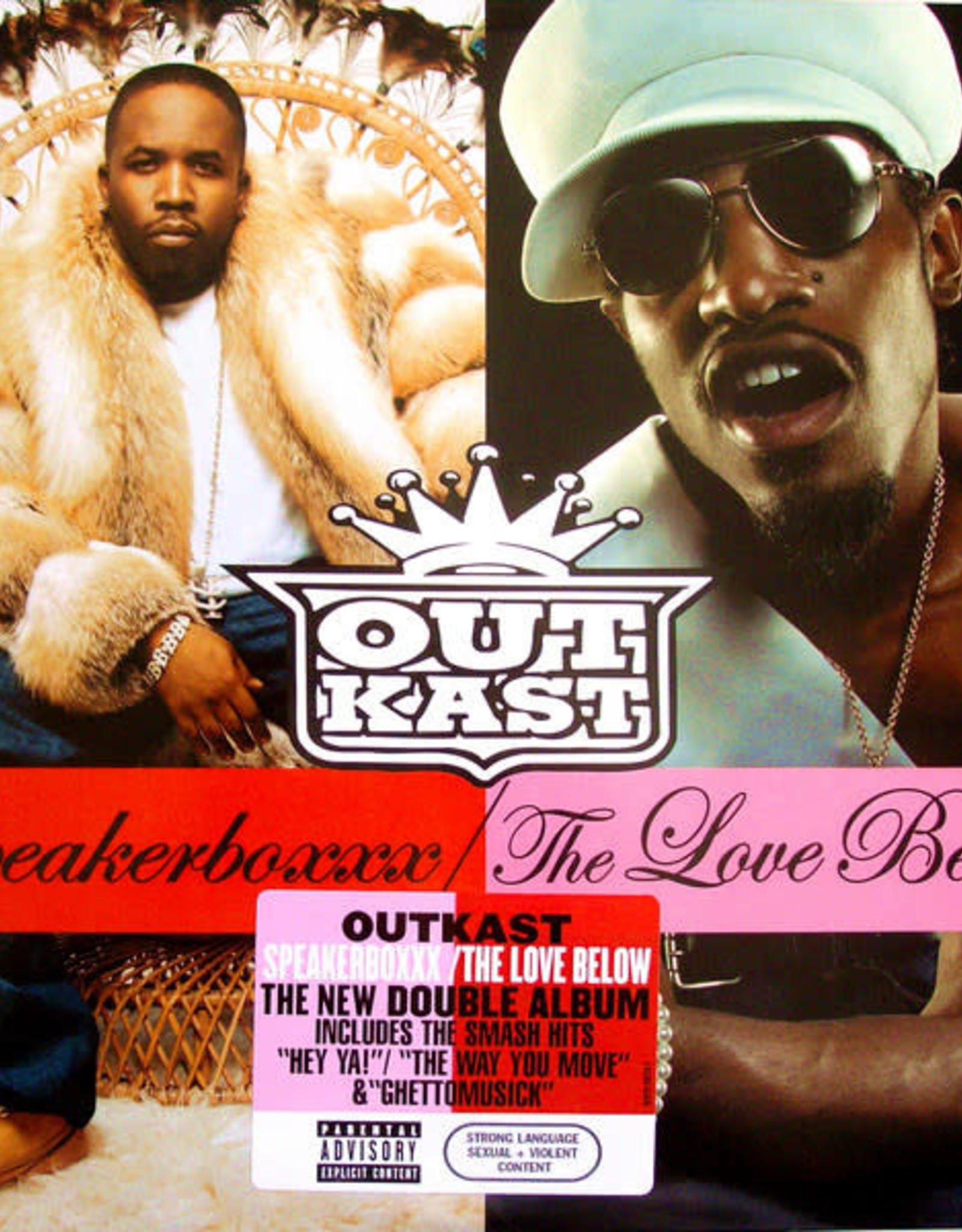 Outkast - Speakerboxxx/Love Below
