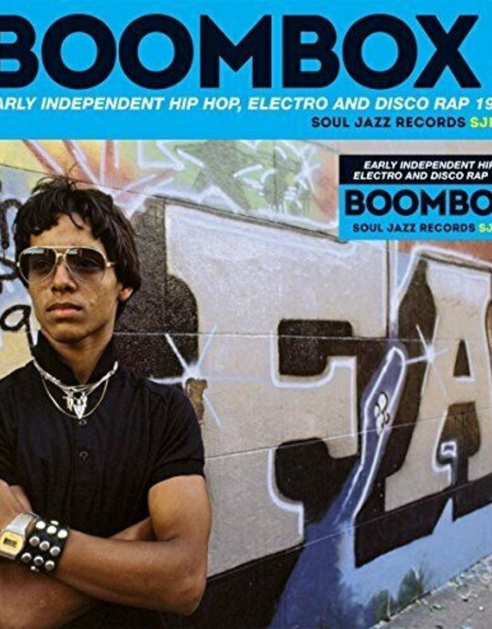 Soul Jazz Records Presents - Soul Jazz Records Presents Boombox 3: Early Indepen (Vinyl)