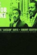 """Eddie """"Lockjaw"""" Davis & Johnny Griffin Quintet - The Tenor Scene (200 Gram Vinyl)"""