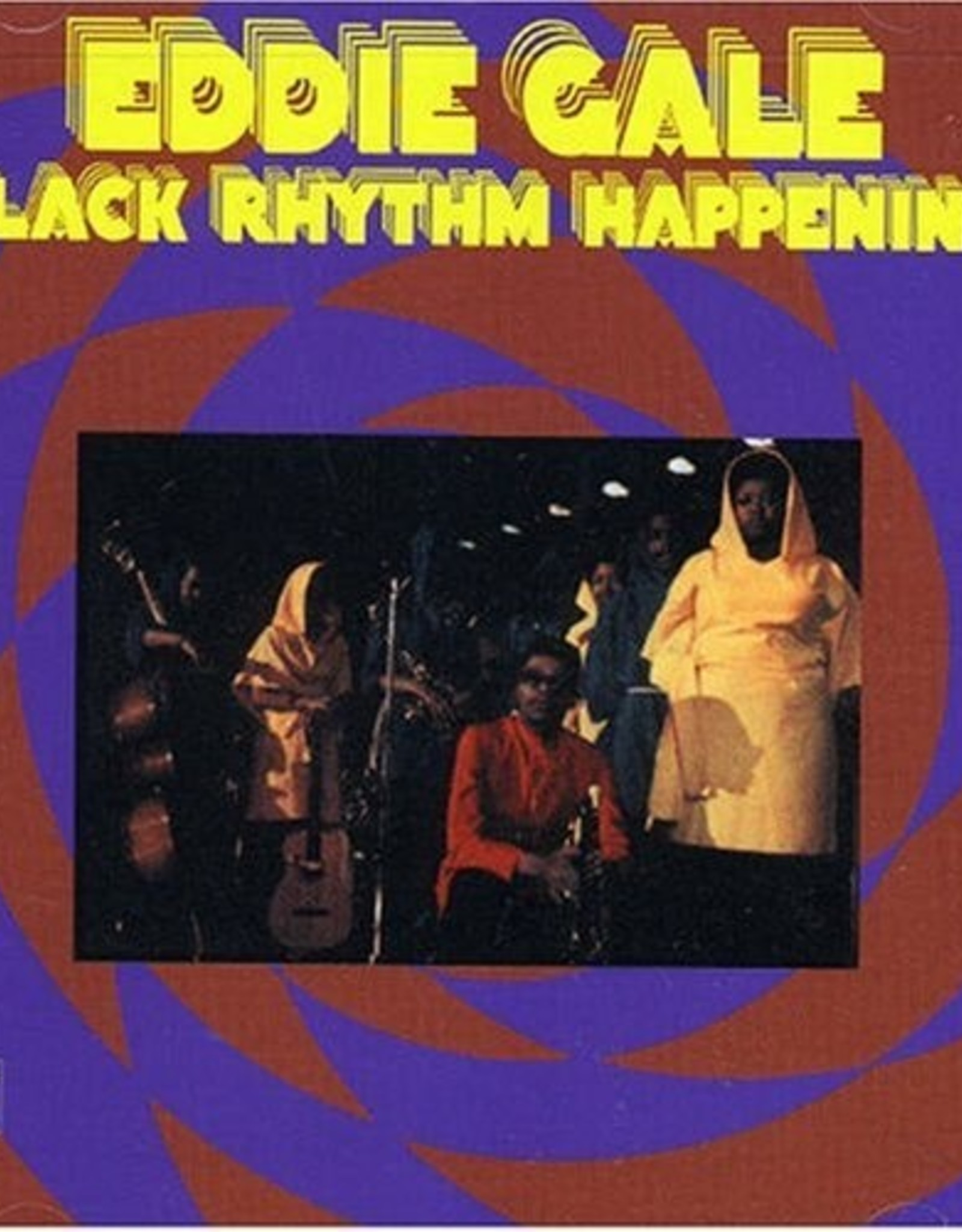 Eddie Gale - Black Rhythm Happening