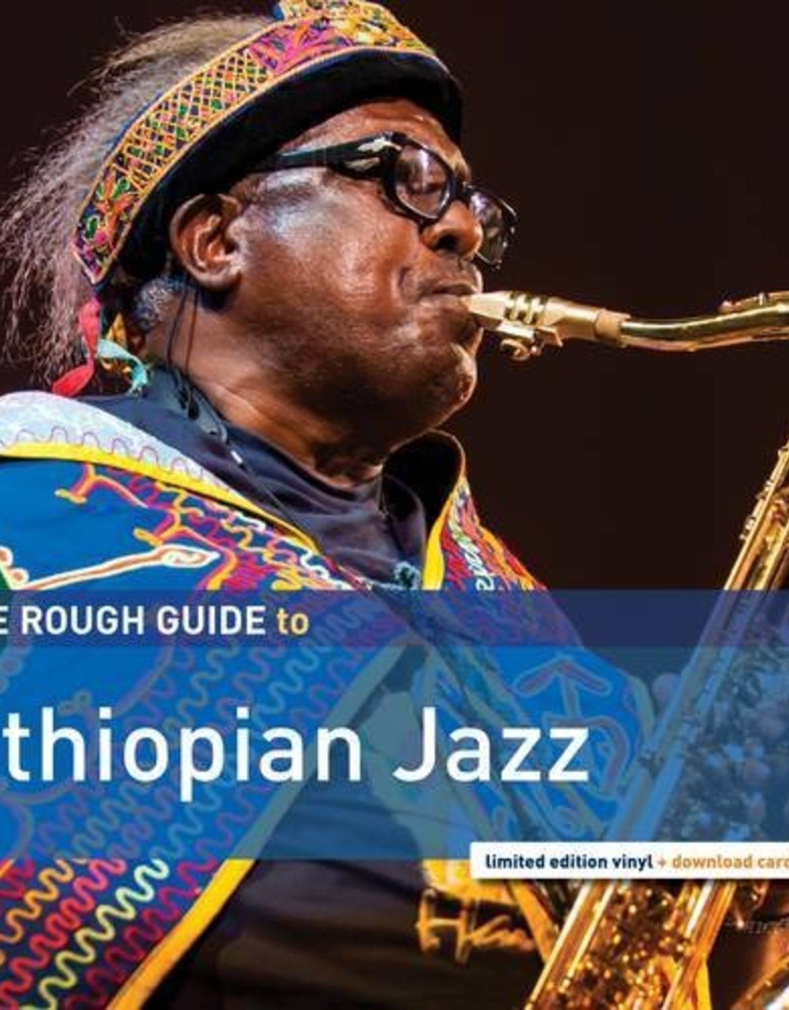 Various Artists - Rough Guide To Ethiopian Jazz