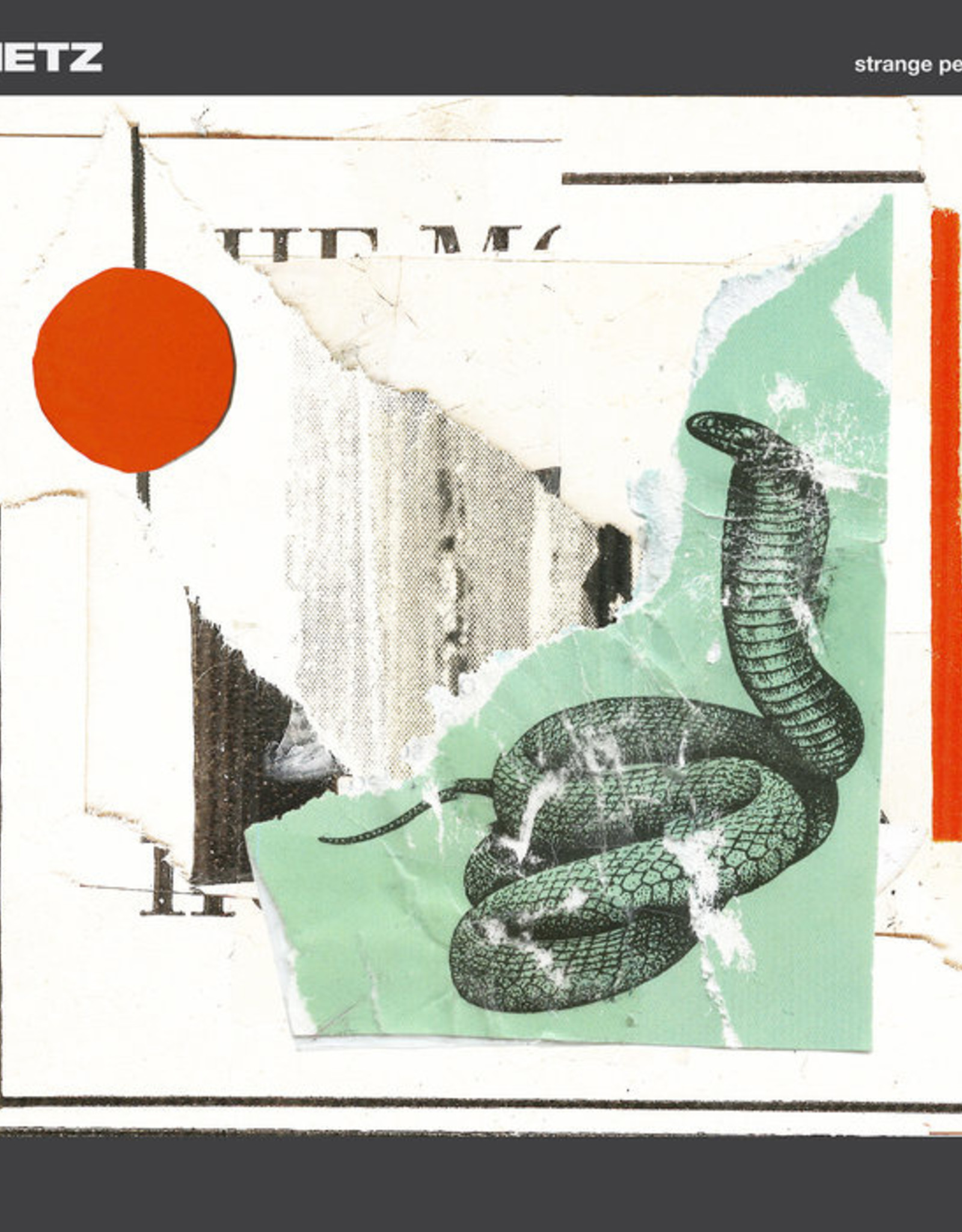 Metz - Strange Peace (Includes Download)