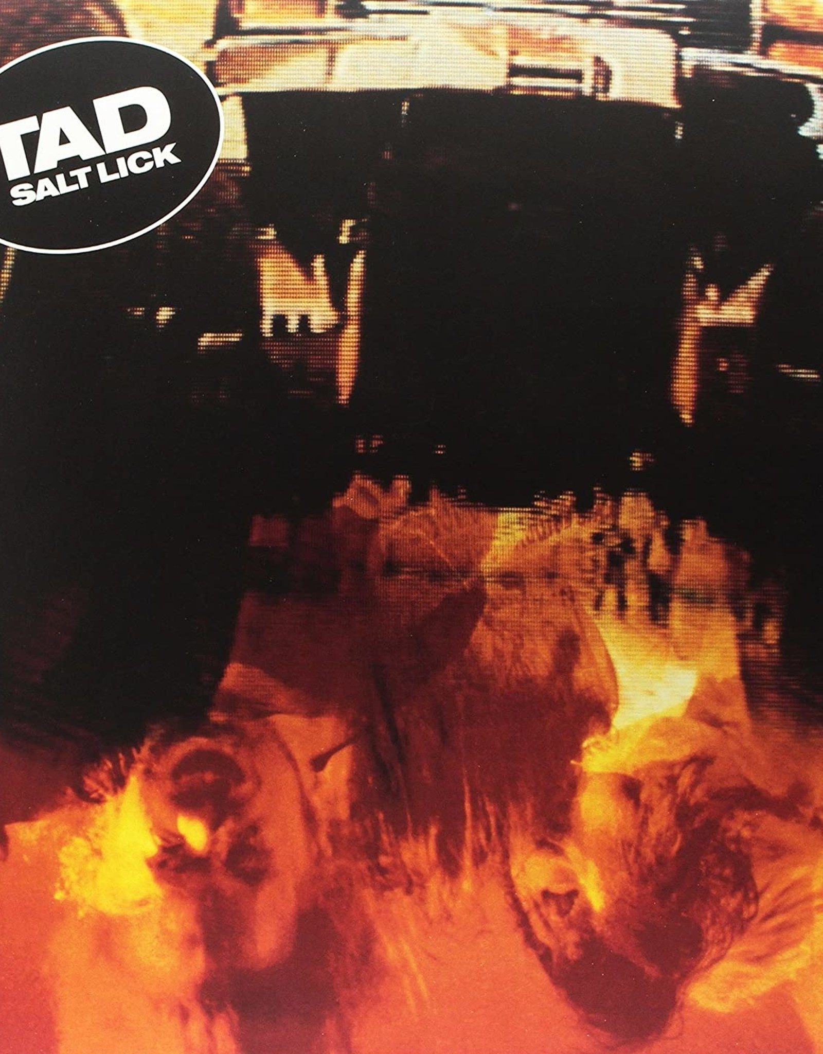 Tad - Salt Lick (Deluxe Edition) (Includes Download Card)